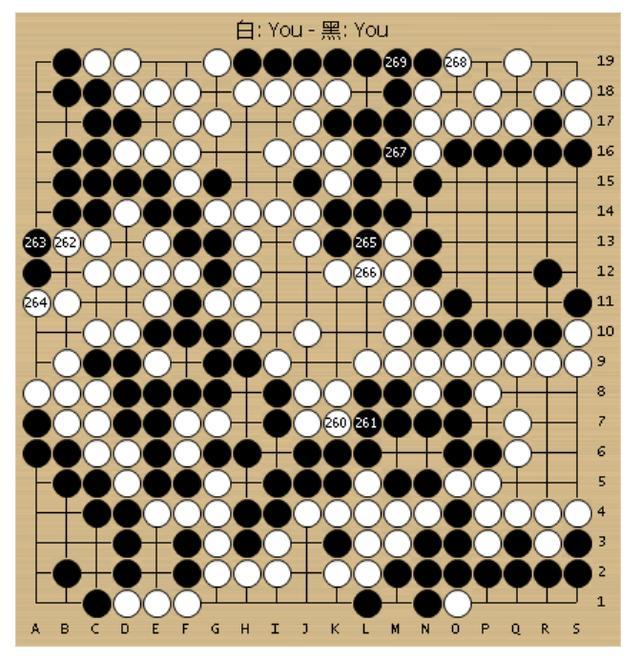 经典围棋棋谱