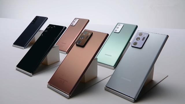 三星Note20系列正式发布:配置很顶级,但价格更贵了