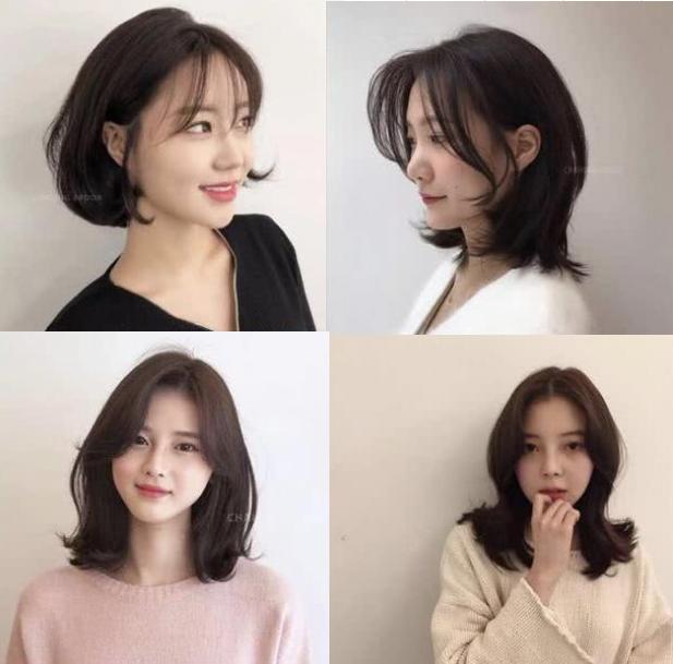 短发型设计与脸型搭配