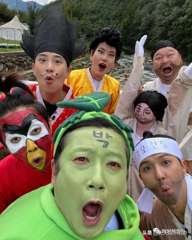 韩国谈话综艺