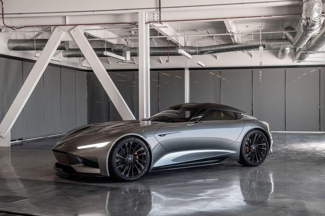 "Karma SC2获评""2020年度最佳概念车"""