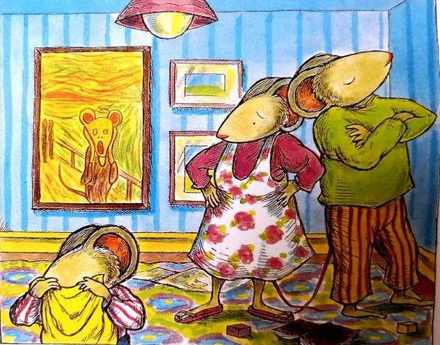 《阿文的小毯子》:正确帮助孩子寻找自我发展之路