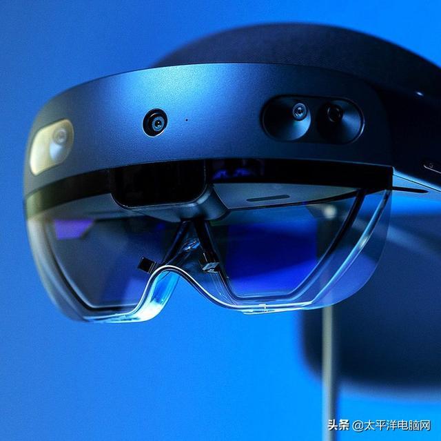 好看好用更轻盈 微软推出全新MR头显Hololens 2