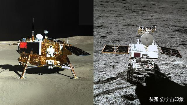 月亮玉兔图片大全大图
