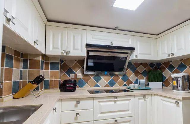 好的厨房布局设计,才能下厨不累,收纳翻倍