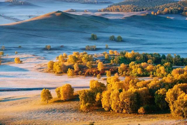 内蒙古旅游去哪个城市