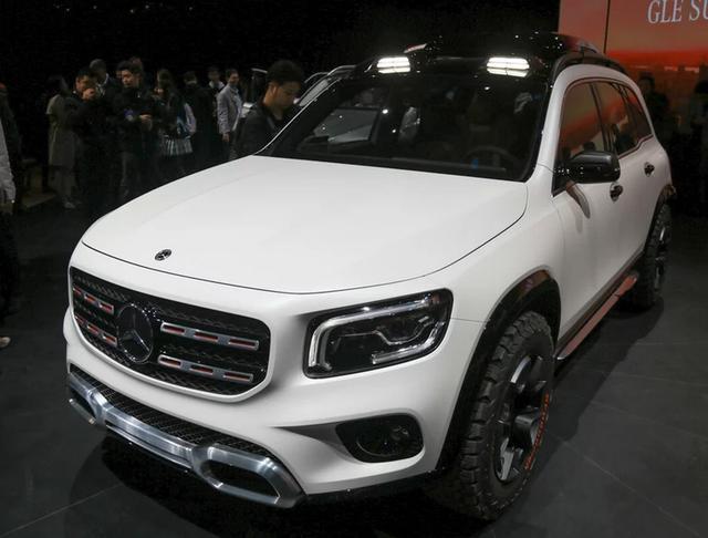 奔驰又一全新SUV要来了,外观硬派,还配7座,比GLC便宜