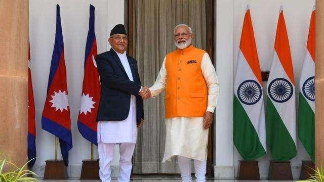 印度与尼泊尔怎么翻脸了呢?不止边境没划定,连修条公路都会争吵