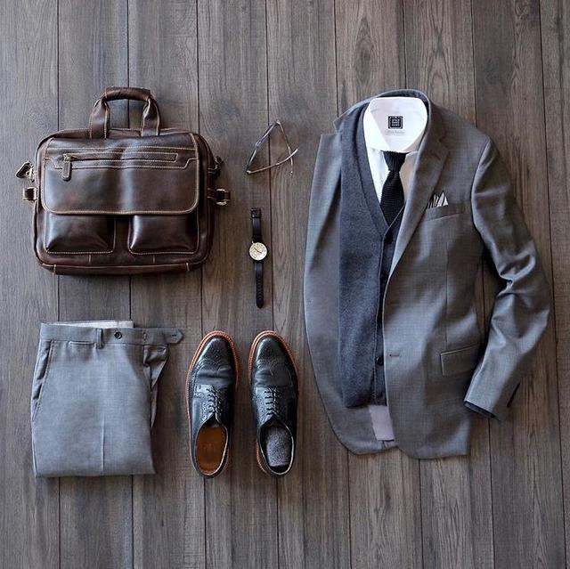 你總說不適合時尚潮流,但穿衣品位總要有