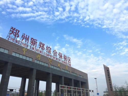 郑州港区富士康厂区图