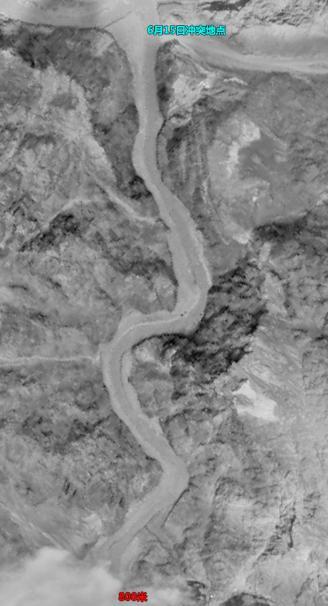 最新卫星图:加勒万河谷印军没有撤退,局座:印度不甘于现状