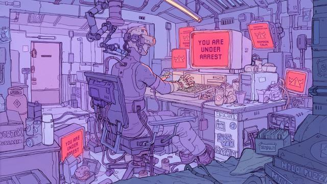 科幻图片大全未来机甲