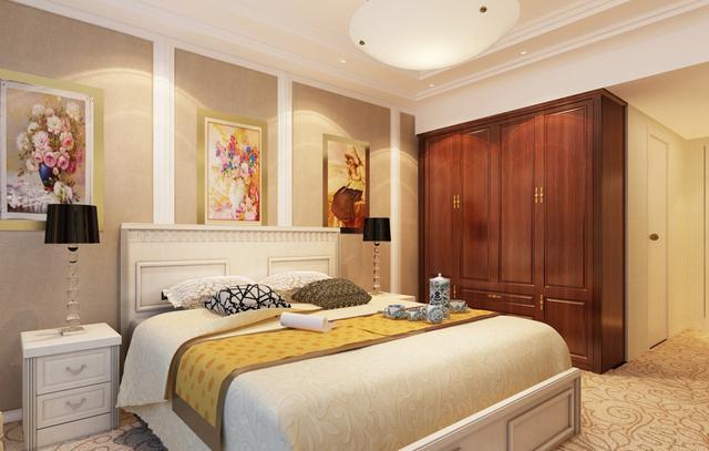 8款卧室衣柜效果图,时下流行的样式,一应俱全!