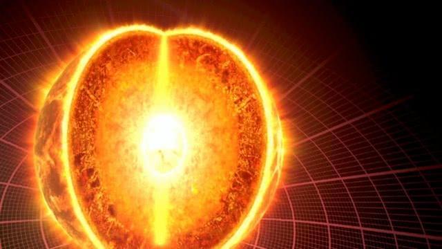 太阳结构图