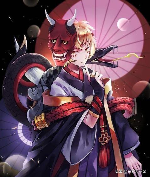 日本江户妖怪物语之僧人爱上一个少年郎之后的故事