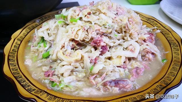 酸菜牛肉面图片