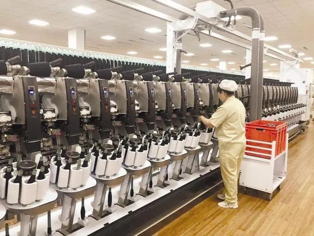 订单削减仍在继续,绿色智造是否能为毛纺业带来新转机?