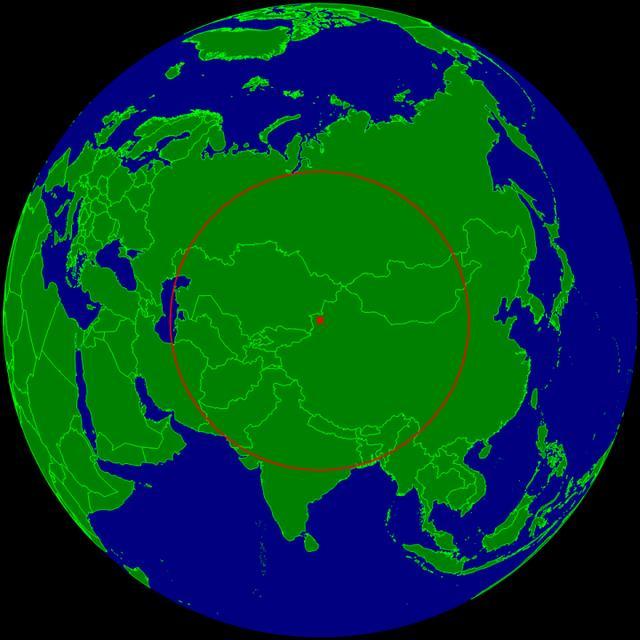 水墨版中国34个省级行政区地图,快来看看你家乡的是什么样子