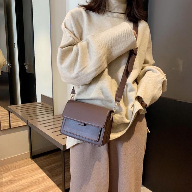 女士斜挎休闲布小包包