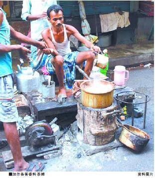 开了挂的茶叶大国——印度