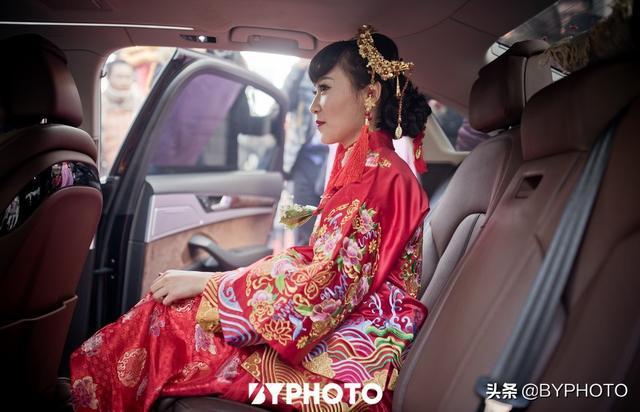 新娘美甲图片大全红色