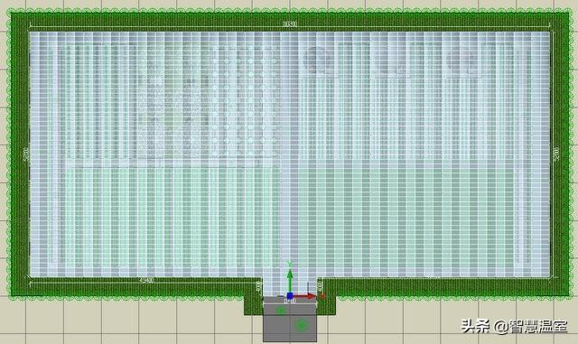 工欲善其事、必先利其器,看智能玻璃温室大棚建造前期设计参考