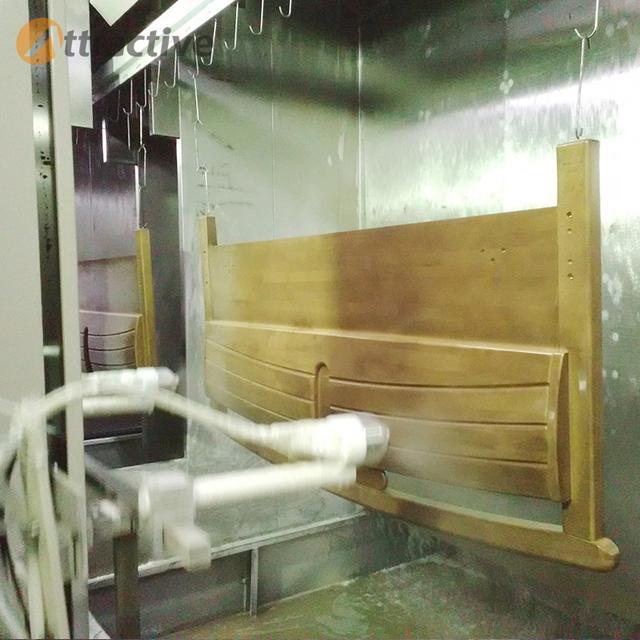喷漆水帘柜