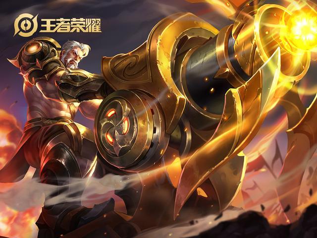 王者荣耀:最克黄忠的几个英雄,黄忠再也不敢开大招了
