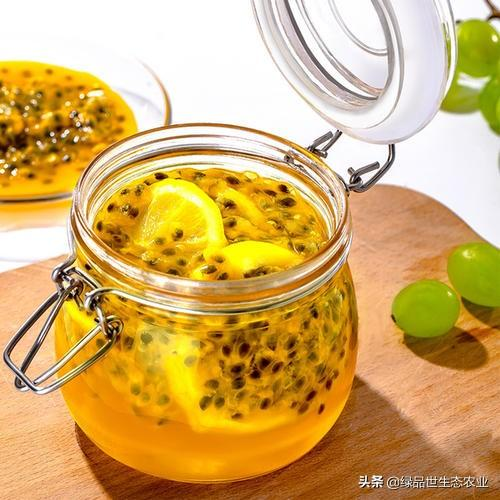 百香柠檬茶,夏天在靠近,自己动手做一瓶百香柠檬-美... -风行网