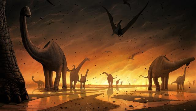 恐龙到底是怎么灭绝的?-第2张图片-IT新视野