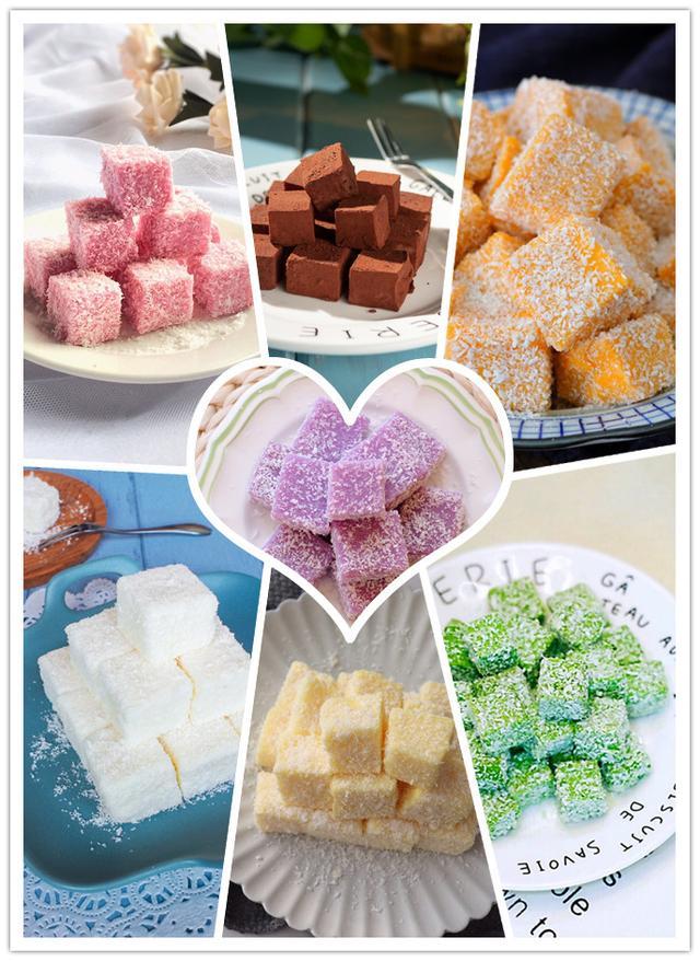 网红牛奶小方教程:一次收获7种颜色的做法,集齐召唤隔壁小孩啊