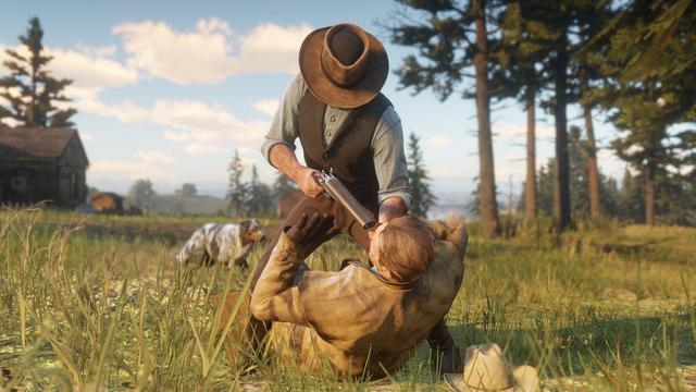 《荒野大镖客:救赎2》教你如何下载 带你走进 蛮荒的西部杀戮