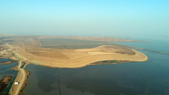 宿鸭湖!中国工人挖出全亚洲最大湖泊,比38个西湖还大!