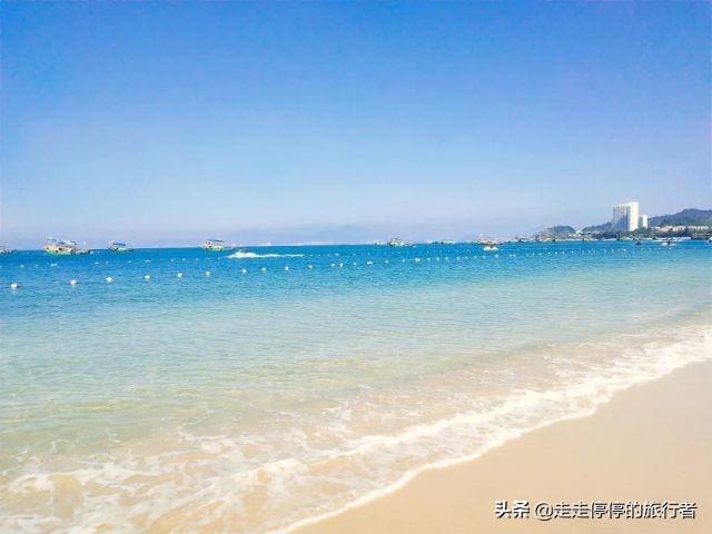 惠州巽寮湾旅游路线