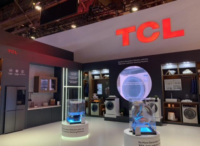 中国彩电教科书式案例  TCL欧洲1-5月同比增长40.4%