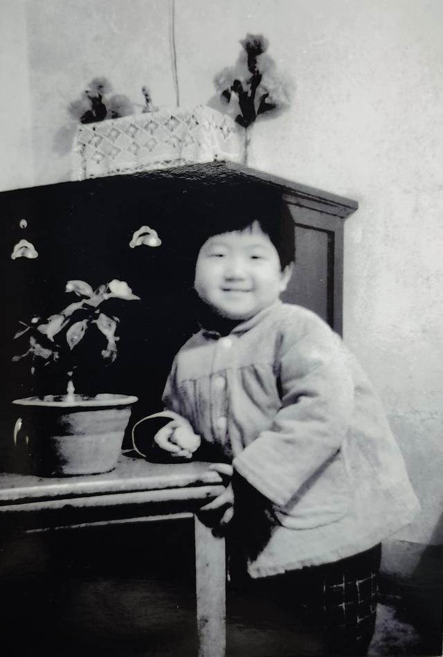 李香玲的生活照片