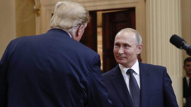 绵里藏针?美高官喊话普京:俄若与美现在交朋友,白宫就不再动手
