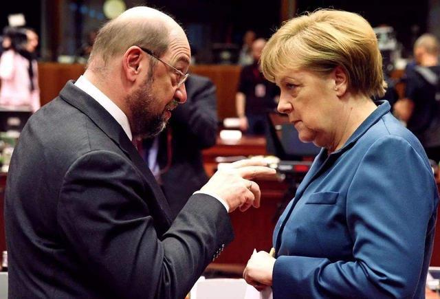 离开美国也能过更好!德国总理呼吁欧盟团结,却遭拦路虎无情拦截
