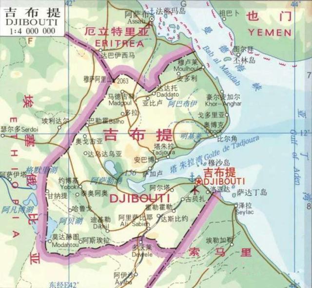目标印度洋?揭秘中国海军首个海外基地定位吉布提的玄机