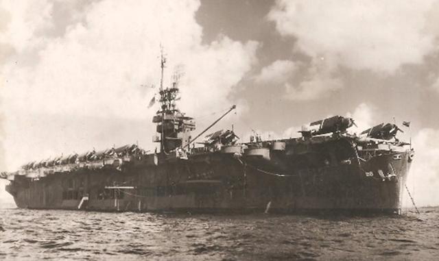 """如何评价美国的""""卡萨布兰卡""""级航空母舰?"""