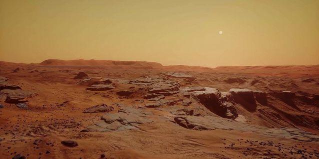离开地球,处处皆危险,暴露在火星表面,活不过3分钟