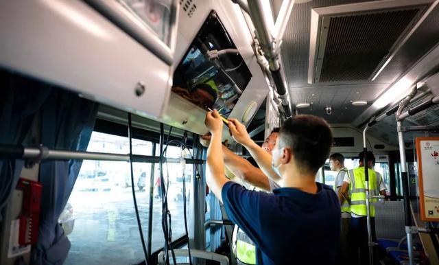 三赢局面|智慧公交延伸出的新生路