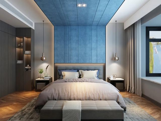112m²现代风格设计,简约前卫,充满时