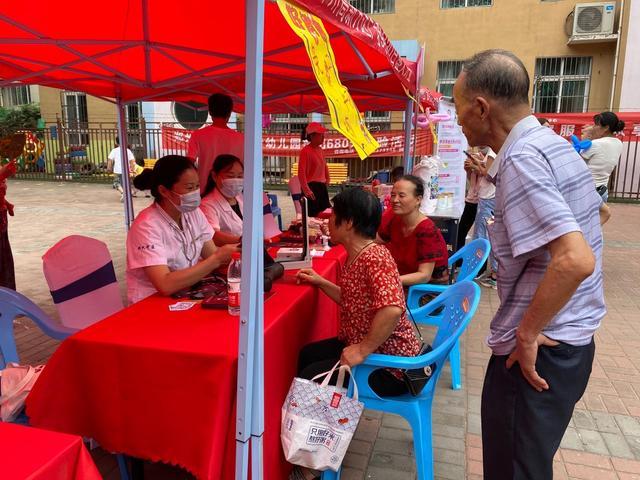 """郑州高新万达广场社区行开启""""福利派对"""",来了就能赚到"""