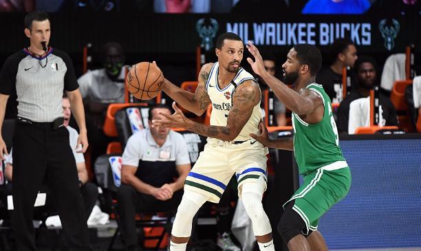 開門紅!字母哥36+15+7,Walker 16分,Tatum低迷,公鹿險勝綠軍獲首勝!(影)-黑特籃球-NBA新聞影音圖片分享社區