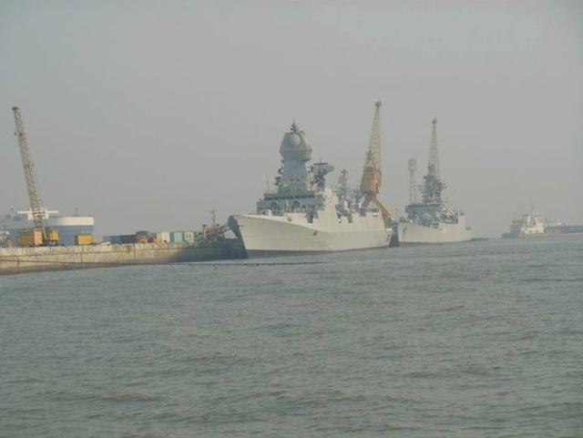 不比不知道,一比吓一跳!印度自认海军亚洲第一,不知早被超越了