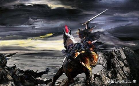 楚霸王项羽天下无敌,中国历史上单挑打得过他的人是谁?