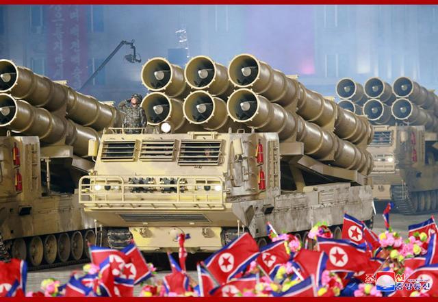 朝鲜导弹排行榜前十名