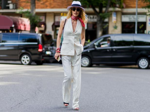 4件夏日必備流行單品,穿出清爽自然大氣風格,擁有美好心情