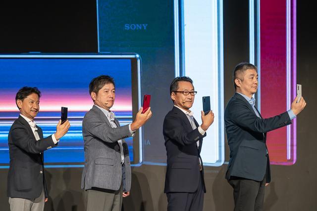 索尼Xperia 5国行版发布 无刘海小屏旗舰手机终于亮相